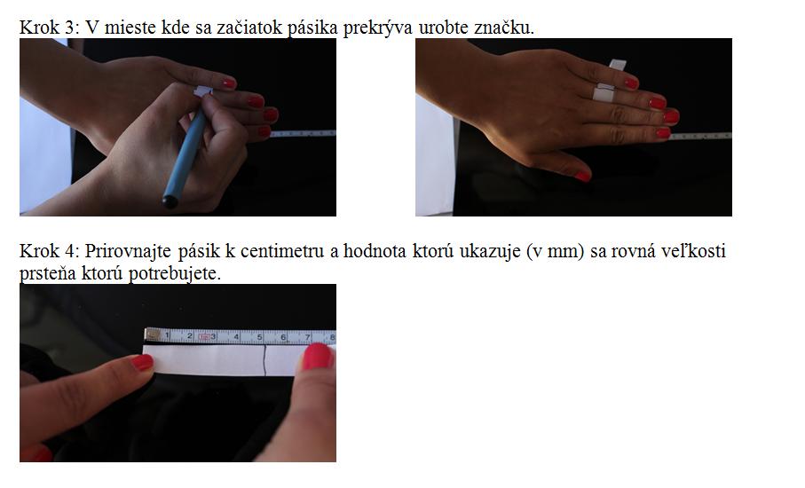 809e3e201e2dd Ako zistiť veľkosť prsteňa | Šperky Anjelskydiabolske.sk