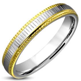 Pánske prstene z chirurgickej ocele  2ce2204ff06